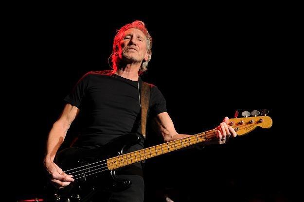 Roger Waters dowiedział się, gdzie w walkach we Włoszech zginął jego ojciec fot. Bryan Bedder /Getty Images/Flash Press Media