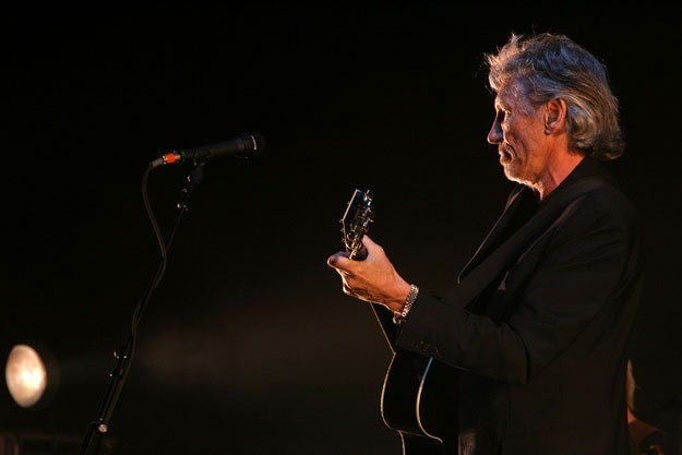 Roger Waters wystąpi w Polsce dwukrotnie fot. Karl Walter /Getty Images/Flash Press Media