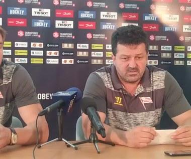 Rohaczek i Kruczek przed walką w Lidze Mistrzów. Wideo