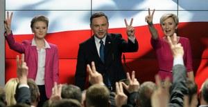 Rok temu Andrzej Duda został wybrany na prezydenta. Podsumowanie