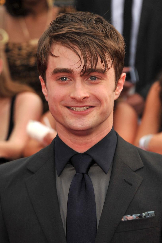 Rola Harry'ego Potera nie była spełenieniem jego marzeń, ale  realizacją oczekiwań jego rodziców /Getty Images/Flash Press Media