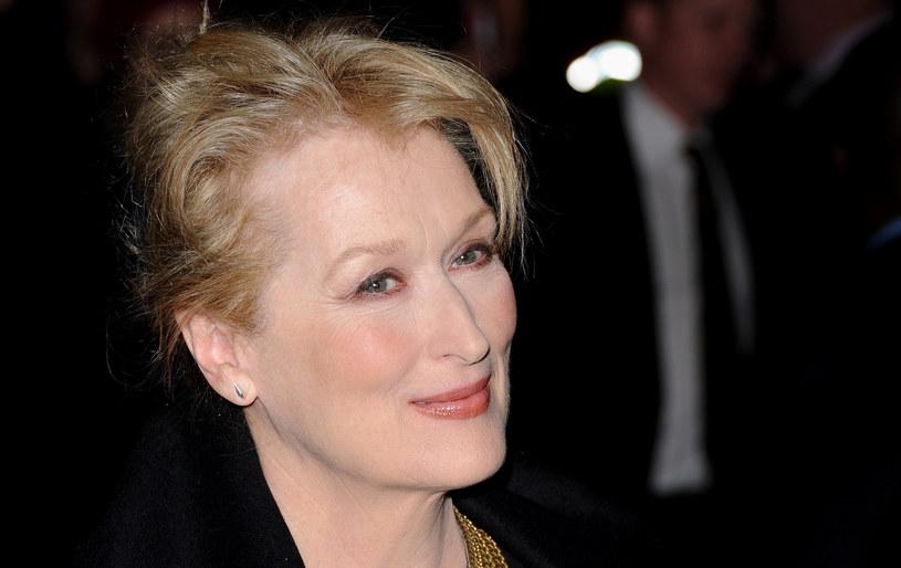 Rola Żelaznej Damy to największe wyzwanie w jej karierze /Getty Images