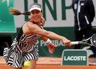 """Roland Garros - """"zebry"""" podbijają paryskie korty"""