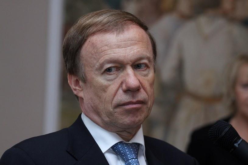 Rolf Nikel /Artur Szczepański /Reporter