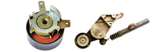 rolki pasków /Motor