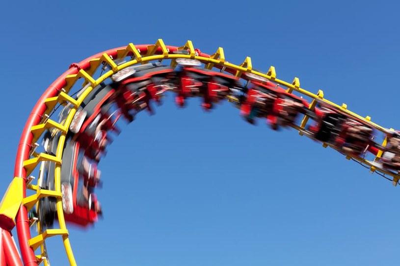 Rollercoaster pomoże wyleczyć z kamieni nerkowych? /©123RF/PICSEL