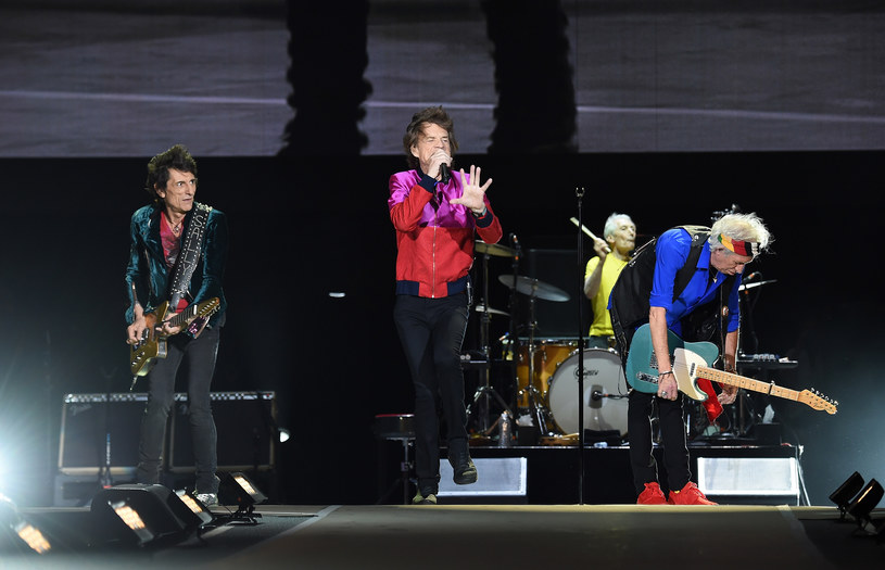 Rolling Stones /Getty Images