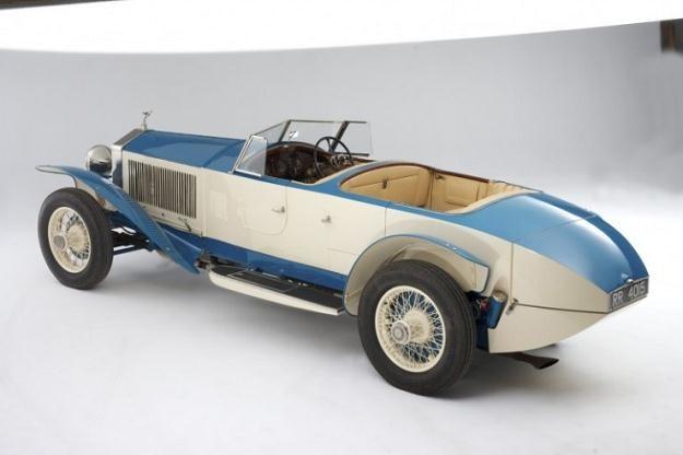 Rolls-royce 10EX /