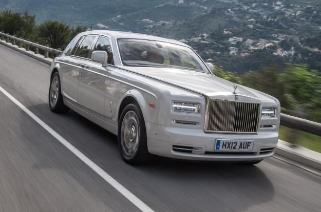 Rolls-Royce'a będzie można kupić w Polsce /