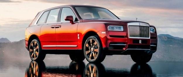 Rolls-Royce Cullinan - luksus absolutny. W terenie