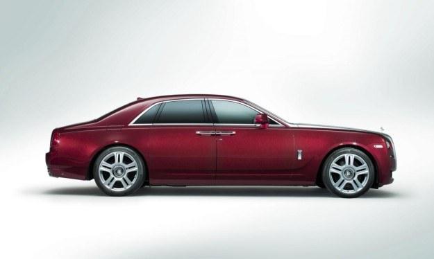 Rolls-Royce Ghost II Series /