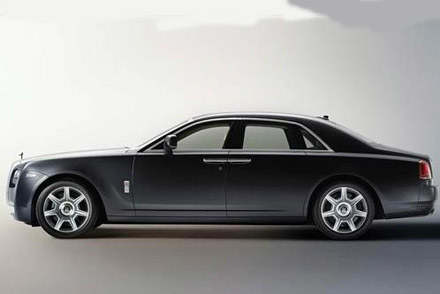 Rolls-Royce Ghost /