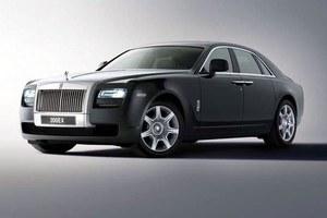Rolls-royce jak BMW