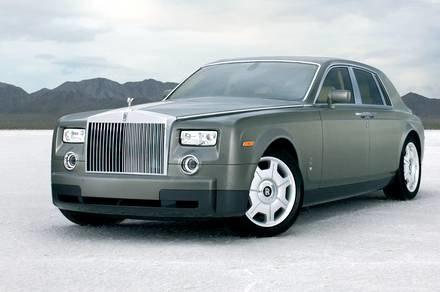 Rolls-Royce phanotm / Kliknij /INTERIA.PL