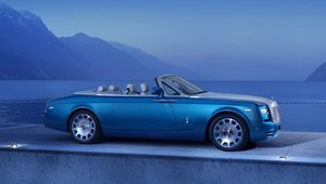 Rolls-Royce Phantom Drophead Coupe w wersji Waterspeed Collection