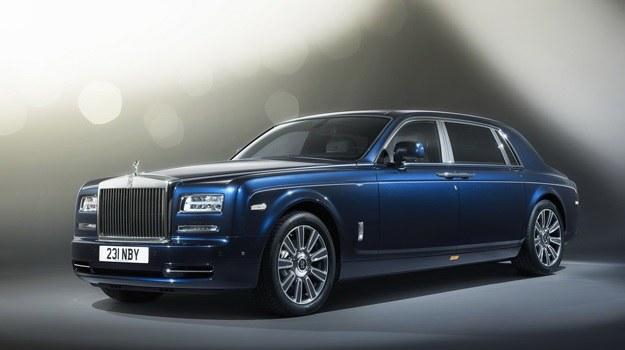 Rolls-Royce Phantom Limelight /Rolls-Royce