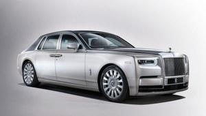 Rolls-Royce Phantom - nowa generacja zaprezentowana