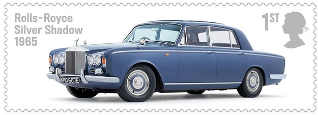 Rolls-Royce Silver Shadow (1965) /Royal Mail