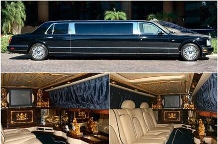 Rolls Royce silver shepard /INTERIA.PL