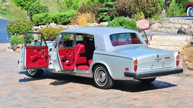 Rolls-Royce Silver Wraith II /Rolls-Royce