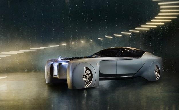 Rolls-Royce zaprezentował samochód mający definiować luksus przyszłości. /INTERIA.PL/informacje prasowe