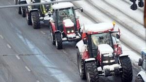 Rolnicy paraliżują ruch. Sprawdź, gdzie spodziewać się korków