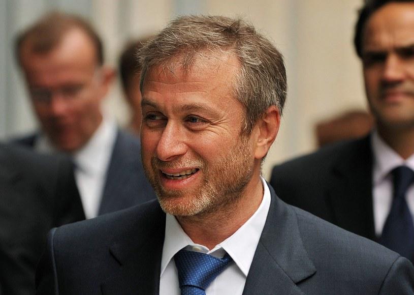 Roman Abramowicz, jeden z najbogatszych Rosjan /BEN STANSALL /AFP