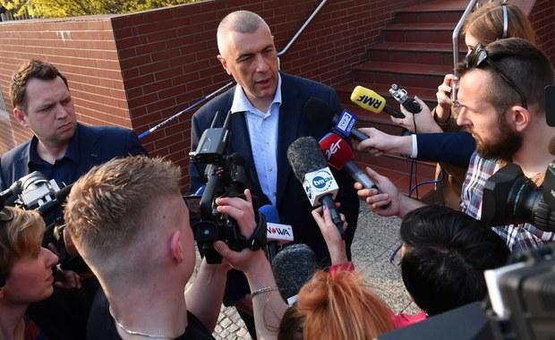 Roman Giertych: Stanisław Gawłowski odniósł się do zarzutów i nie przyznał się do winy