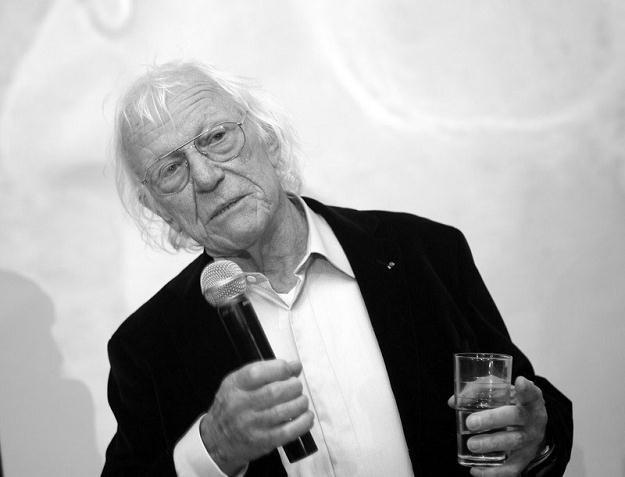Roman Opałka, fot. Zbyszek Kaczmarek /East News