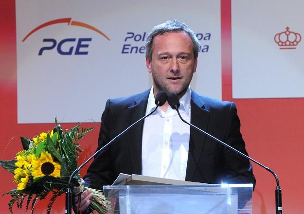 Roman Osica, fot. Grzegorz Jakubowski /PAP
