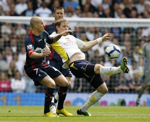 Roman Pawliuczenko może trafić do Liverpoolu /AFP