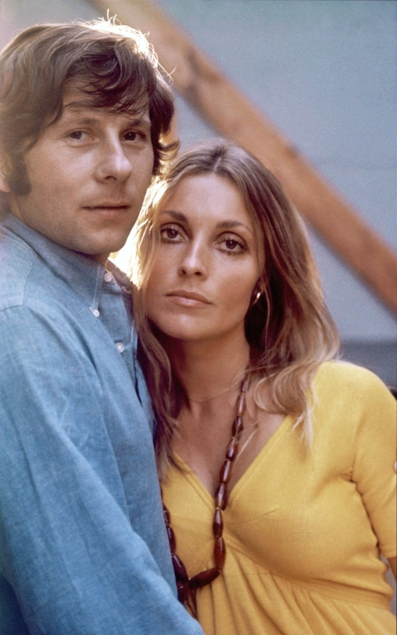 Roman Polański i Sharon Tate /AFP /East News