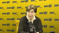 Romaszewska w Porannej rozmowie RMF (04.12.17)