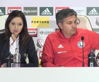Romeo Jozak: Atmosfera w drużynie została popsuta (wideo)