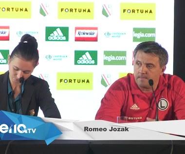Romeo Jozak: Naszym celem jest obrona mistrzostwa. Wideo