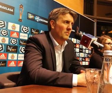 Romeo Jozak po meczu z Wisłą (1-0). Wideo