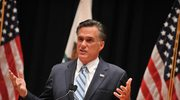 Romney nie wierzy w starania o pokój w konflikcie izraelsko-palestyńskim