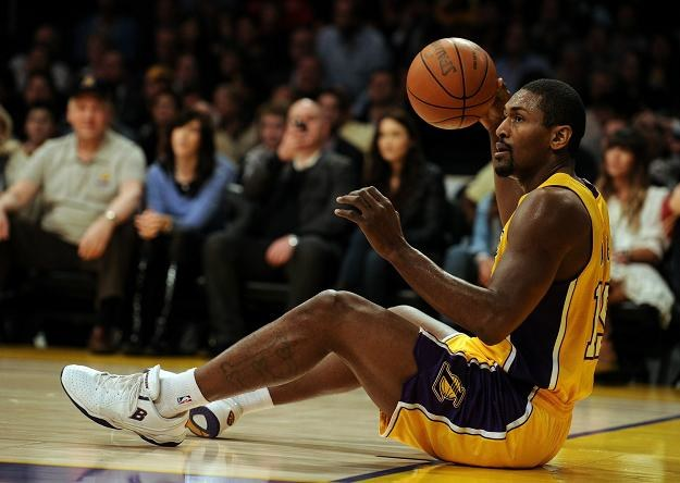 Ron Artest zmieniłnazwisko na Metta World Peace /AFP