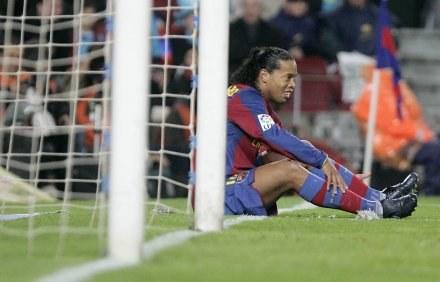 Ronaldinho na razie nie myśli o przeprowadzce /AFP