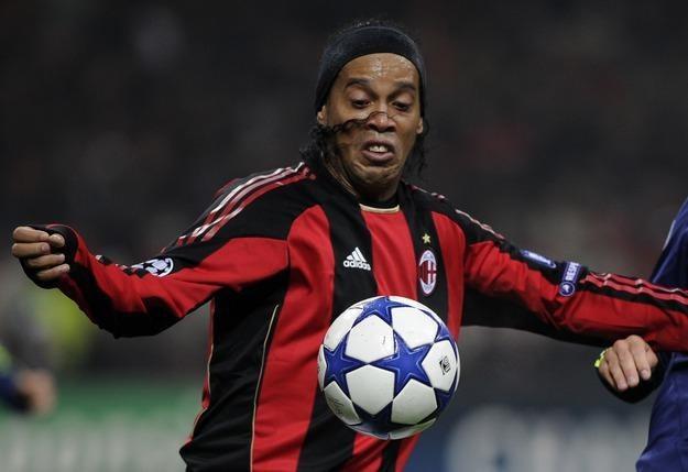 Ronaldinho opuszcza AC Milan. Od nowego roku grać będzie dla Gremio /AFP