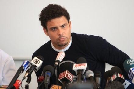 Ronaldo czuje się dużo lepiej /AFP