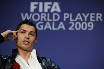 Ronaldo: Rzadko gram źle /AFP