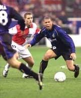 Ronaldo zagrał dobre spotkanie, ale do finału awansował Feyenoord