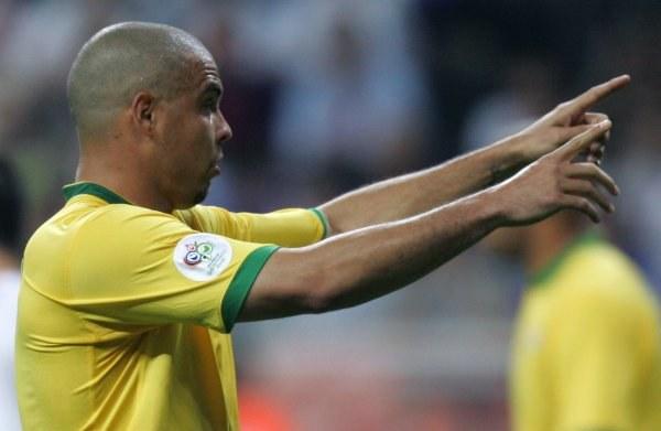 Ronaldo /AFP