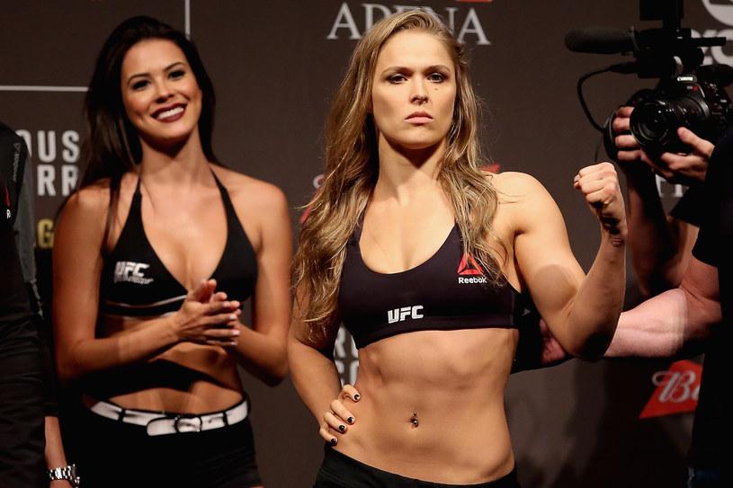 Ronda Rousey: Fighterka w życiu, na macie i w klatce, fot. Matthew Stockman /Getty Images
