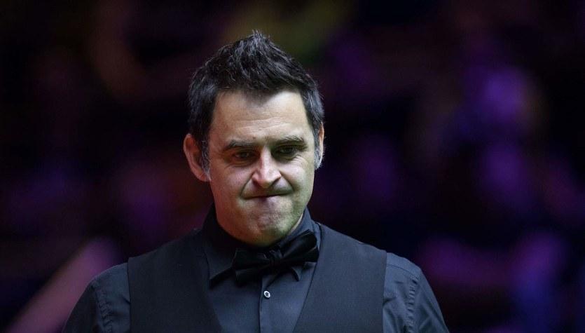 Ronnie O'Sullivan nie obroni tytułu w Masters. Odpadł w ćwierćfinale