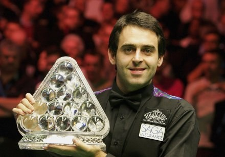 Ronnie O'Sullivan po raz trzeci wygrał turniej Masters Fot. Julian Finney/Getty Images /