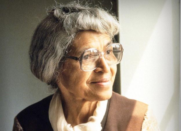 Rosa Parks /materiały prasowe