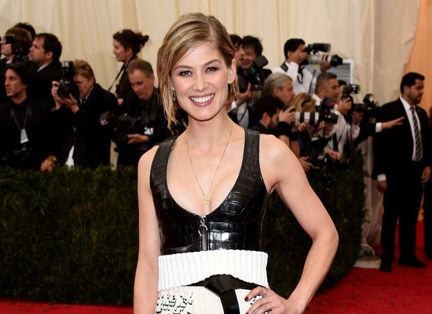 Rosamund Pike /Getty Images