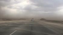 Rosja: 39 osób rannych w burzy piaskowej
